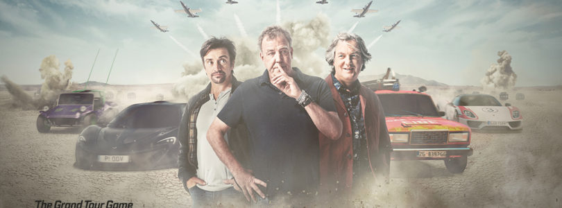 Amazon Game Studios anuncia The Grand Tour Game para PS4 y Xbox One