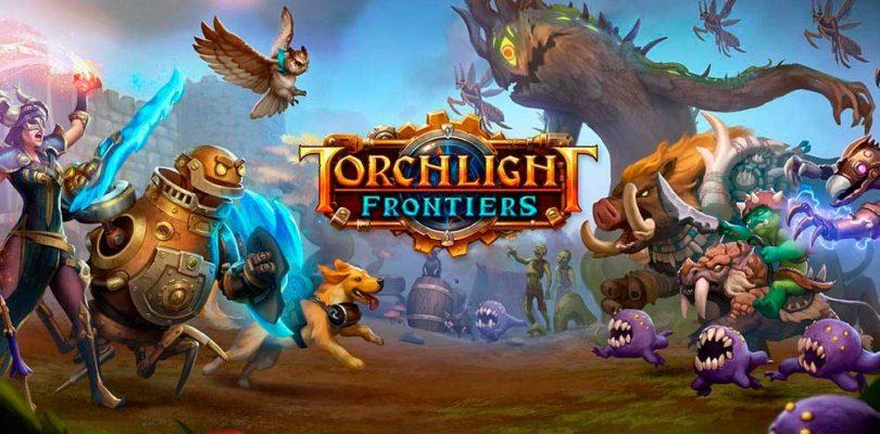 Ya está en marcha la Alpha 3 para Torchlight Frontiers