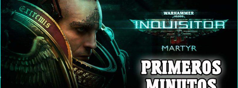 Warhammer 40,000: Inquisitor – Martyr : Primeros minutos de este ARPG tipo Diablo