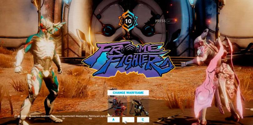 Warframe se transforma en un juego de lucha en su nuevo modo de juego