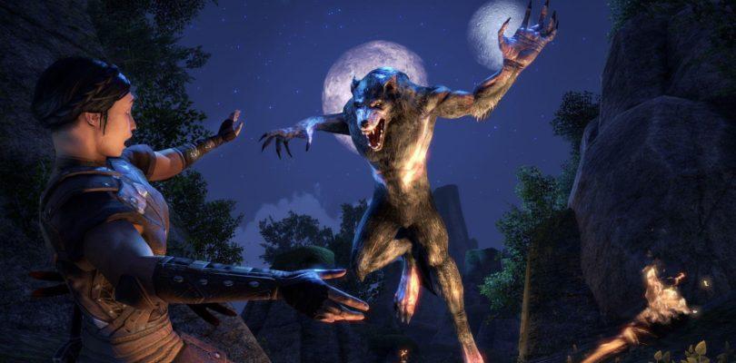 Los hombres lobo llegan a The Elder Scrolls Online