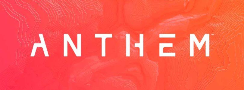 Anunciado un streaming para Anthem el 1 de noviembre