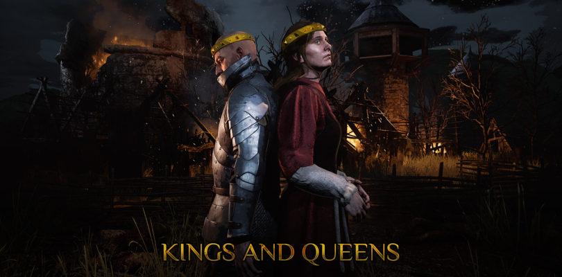 Los jugadores podrán llegar a ser reyes o reinas en The Black Death