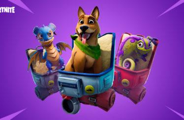 La temporada 6 de Fortnite llega con mascotas para PvP y más recompensas para PvE