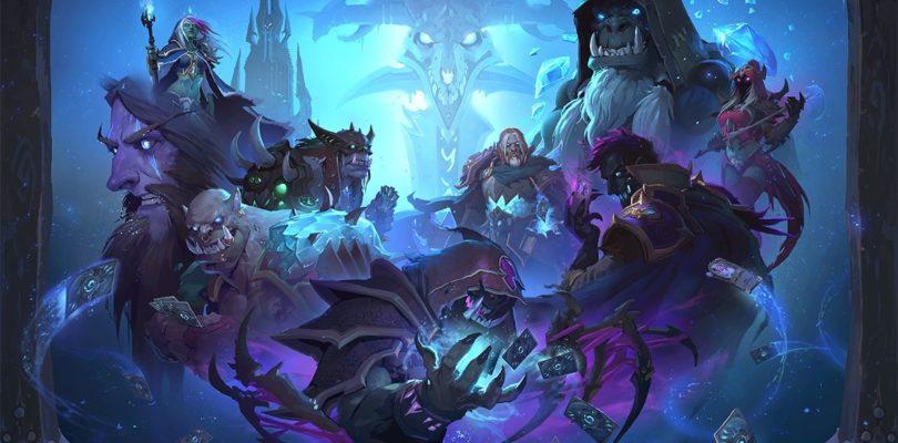 ¡Vuelve el invierno a Hearthstone con el evento Días del Trono Helado!