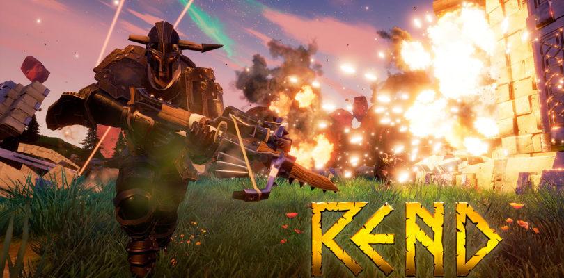 REND lanza una nueva actualización con nuevo combate con arco y novedades en el balanceo y la artesanía