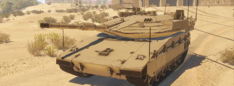 Armored Warfare introduce un nuevo mapa, más tanques y misiones especiales