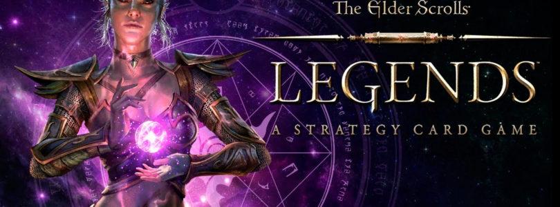 Bethesda lanza el renovado juego de cartas The Elder Scrolls: Legends