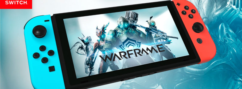 Warframe ya está disponible en Nintendo Switch