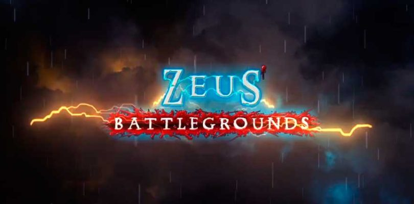Zeus' Battlegrounds es un nuevo battle royale free-to-play y centrado en combate cuerpo a cuerpo