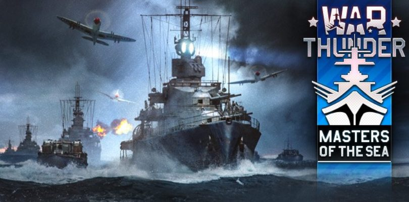 War Thunder lanza la versión de las Fuerzas Navales, Helicópteros y Xbox One con la actualización «Masters of the Sea»