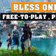 Vídeo – Bless Online ya está GRATIS (Free-to-play), pero no esperéis grandes mejoras