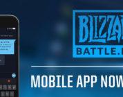 La aplicación para móviles de Blizzard Battle.net ya disponible