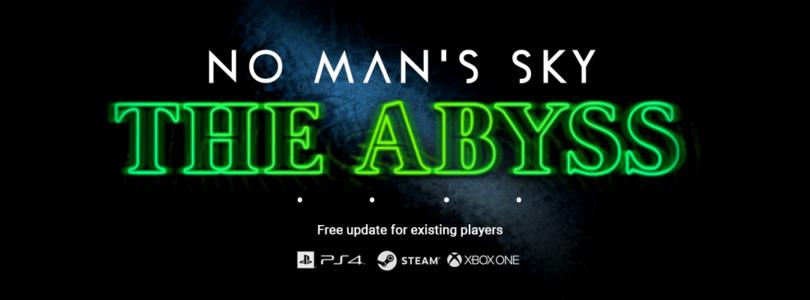 No Man's Sky te invita hoy a construir y explorar bajo el agua con The Abyss