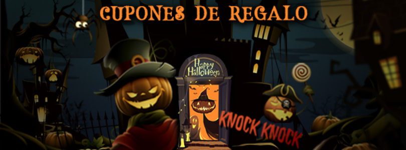Regalamos 200 códigos por Halloween de Webzen