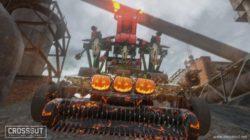 Arranca el evento de Halloween en Crossout