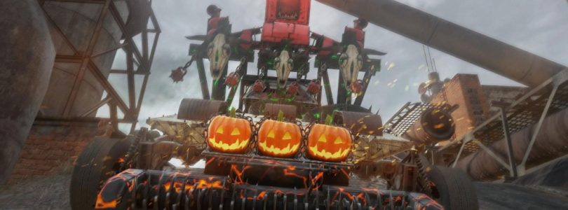 Arranca el evento de Halloween en Crossout