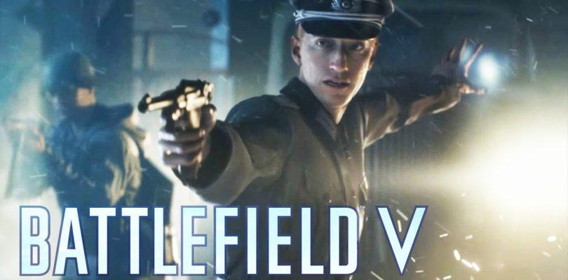 No todo es multijugador en Battlefield V: «Historias de Guerra»