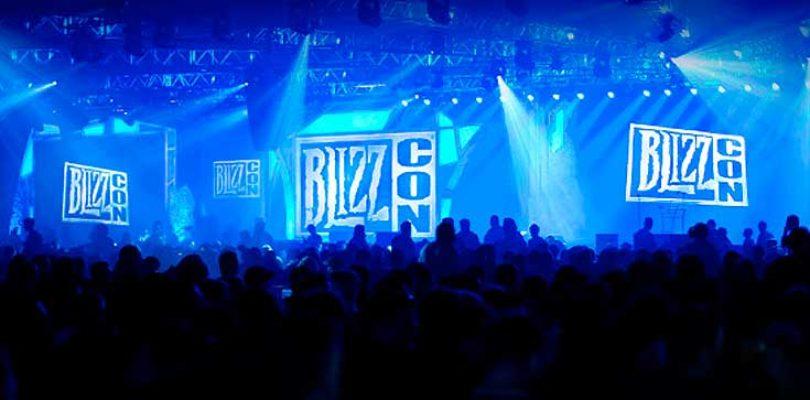 Blizzard presenta el plano de la Blizzcon 2018 y las especulaciones continúan