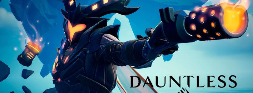 Dauntless nos presenta el evento de Halloween y su nueva arma a distancia