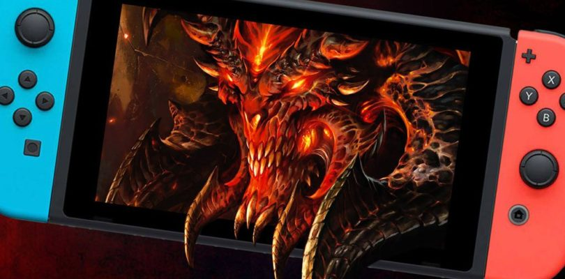 Blizzcon 2018: Diablo III: Eternal Collection ya está disponible en Nintendo Switch