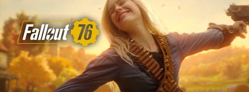 Nuevo tráiler de acción real de Fallout 76