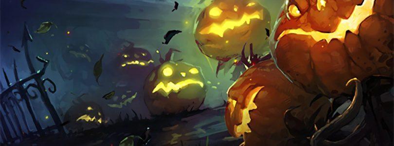 Un nuevo héroe llega a Hearthstone por Halloween