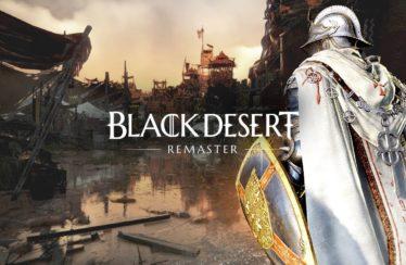 Black Desert Online celebra su tercer aniversario y lanza el modo Battle Royale