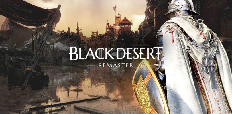 Black Desert Online añadirá portales negros que aparecerán aleatoriamente por el mundo