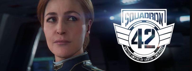 Desde la CitizenCon nos llega un nuevo tráiler de Squadron 42