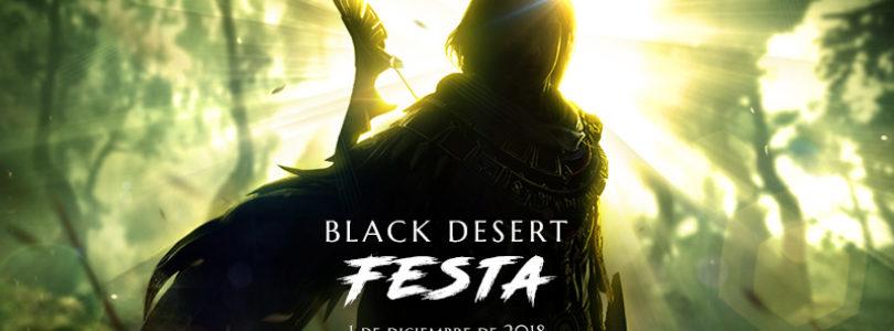 Black Desert Online anuncia modo Battle Royale y una nueva expansión, durante su Festa