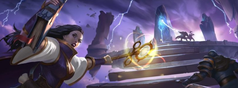 Ya disponible Nimue, la nueva expansión de Albion Online