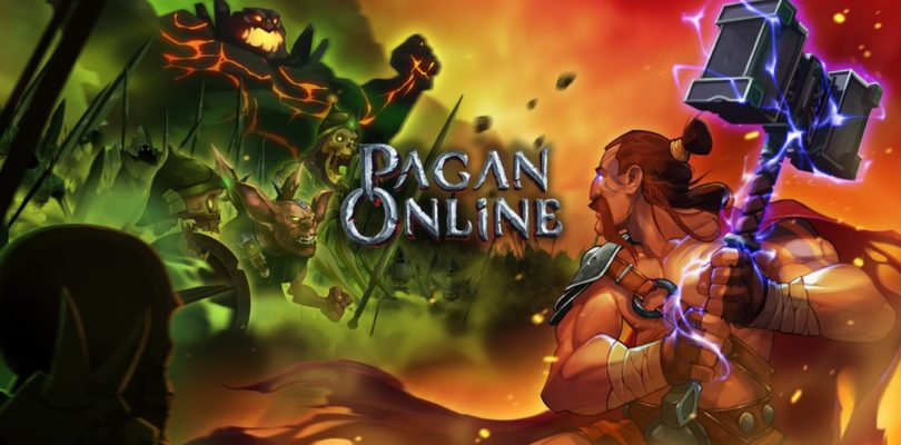 Wargaming y Mad Head Games presentan el ARPG, Pagan Online