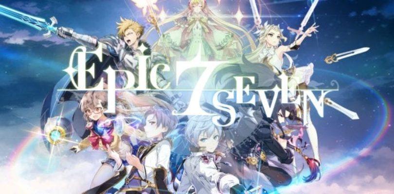 Epic Seven anuncia 1 millón de pre-registros