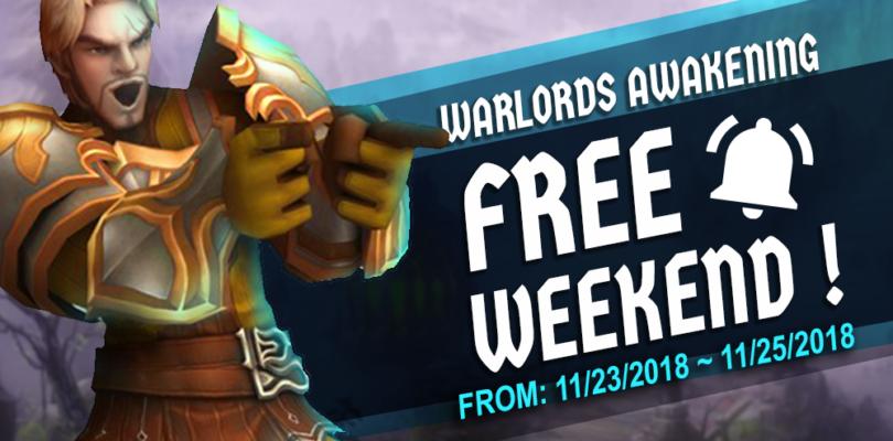Warlords Awakening será gratis este fin de semana