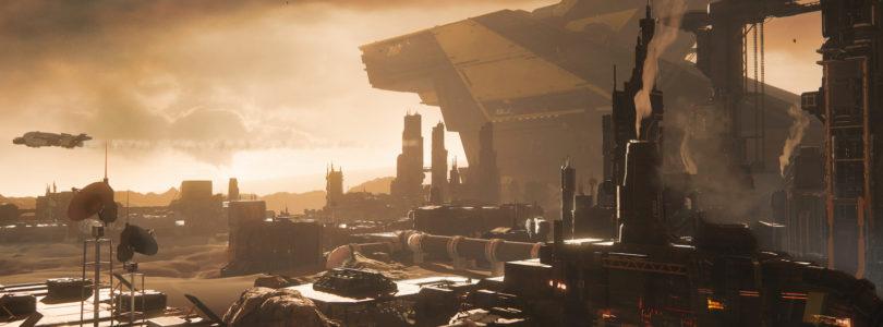 Star Citizen añade nuevo planeta, Hurston, y localizaciones en el parche 3.3.5