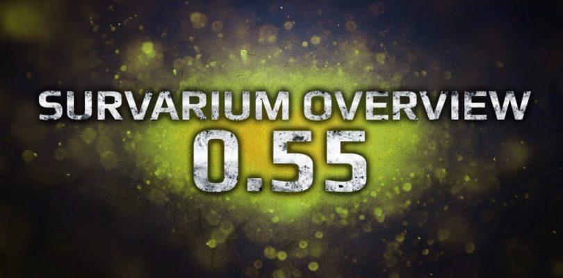 Survarium cambia las armas y actualiza varias características con la versión v0.55