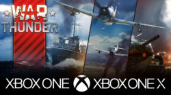 War Thunder llega a Xbox One con soporte para teclado y ratón