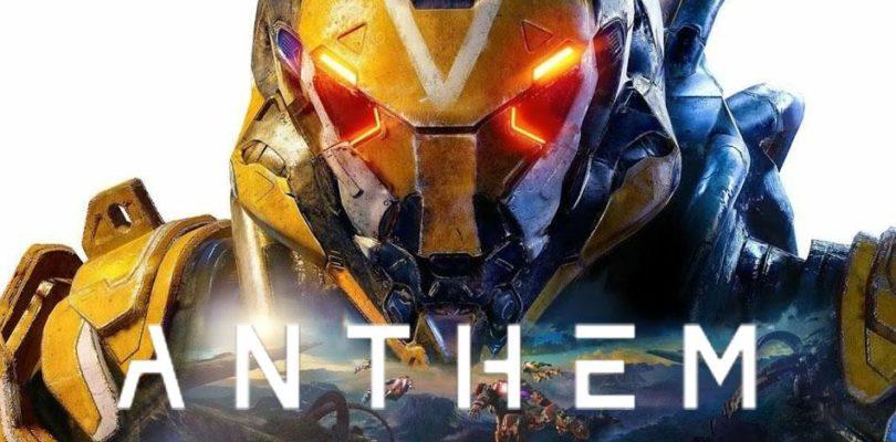 BioWare nos enseña el tráiler de lanzamiento de Anthem