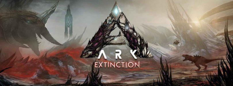ARK: Survival Evolved lanza hoy su DLC Extinction