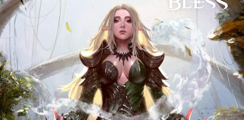 La clase Mystic llegará a Bless Online durante la primera mitad de 2019