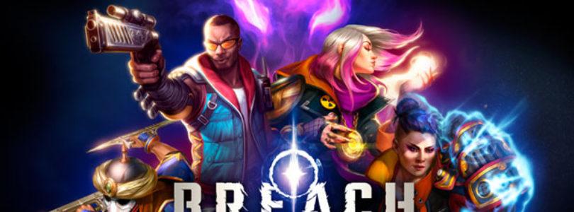 El acceso anticipado de Breach saldrá en Steam el 17 de enero