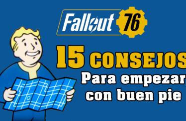 Fallout 76 – Guía con 15 consejos para empezar con buen pie