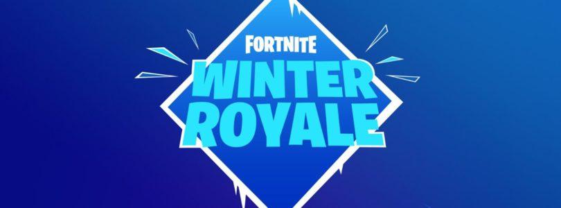 Anunciado Winter Royale, un torneo invernal para Fortnite BR