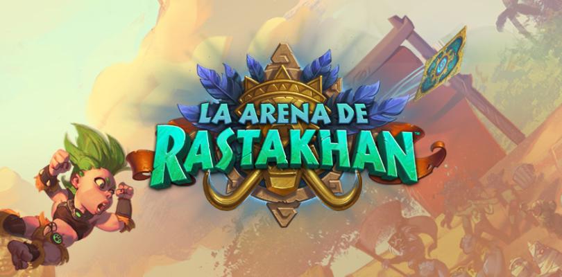 Blizzcon 2018: La arena de Rastakhan llegará a Hearthstone el 4 de diciembre