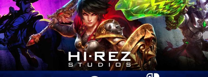 Hi-Rez añadirá próximamente Cross-Play  y Cross-Progression a Paladins, SMITE y Realm Royale