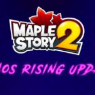 Las Chaos Raids y nuevo contenido llegan a Maplestory 2