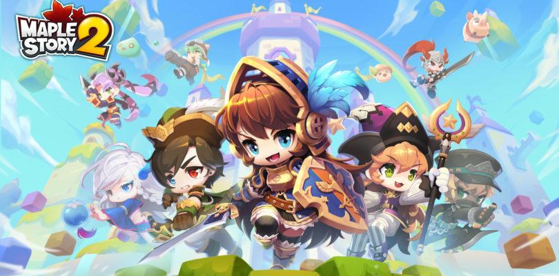 MapleStory 2 cambiará el end game del juego