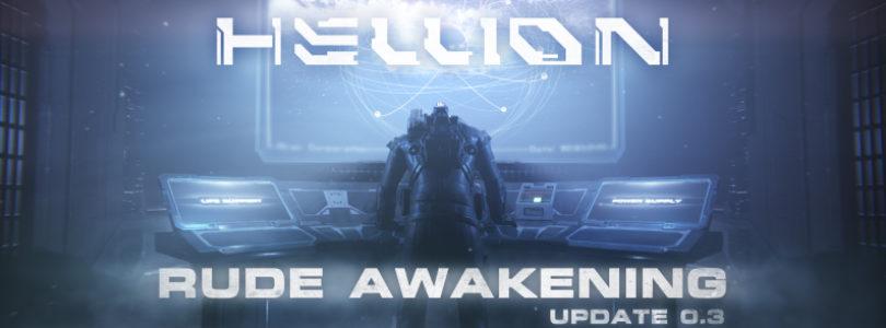 """Hellion introduce su """"lore"""" y muchos arreglos con Rude Awakening"""