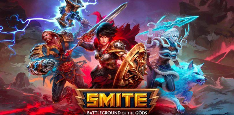 SMITE llegará a  Nintendo Switch y prepara nuevos personajes, arenas y un paquete gratuito